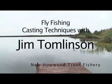 Casting A Fly Line With James Tomlinson