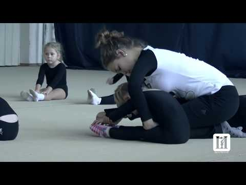 Rhythmic Gymnastics Training\  children / Кстово 15.11.2014