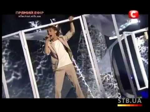 Дети капитана Гранта - Небеса - Валерий Меладзе - Восьмой прямой эфир - Х-фактор 1