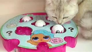 #ЛОЛ СЮРПРИЗЫ КАПСУЛЫ LOL SURPRISE BLIND BAG Baby Doll! Распаковка  video for kids Mytoyslol