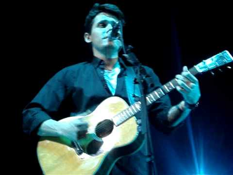 John Mayer - Who says (just fucking and smoking)  HMH Amsterdam 13.01.2010