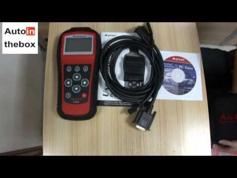 Multi-Functional Autel MaxiDiag PRO MD 801 Auto diagnostic scanner