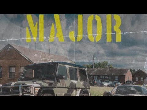 Young Dolph (feat. Key Glock) -  Major  [Prod. By Band Play]