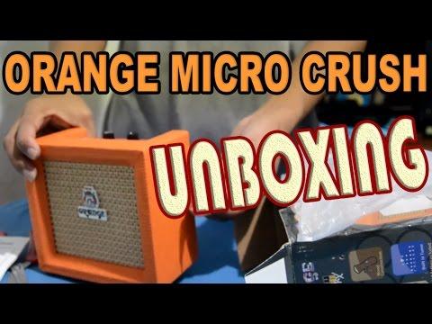 Orange Micro Crush PiX CR3 Mini Guitar Amplifier