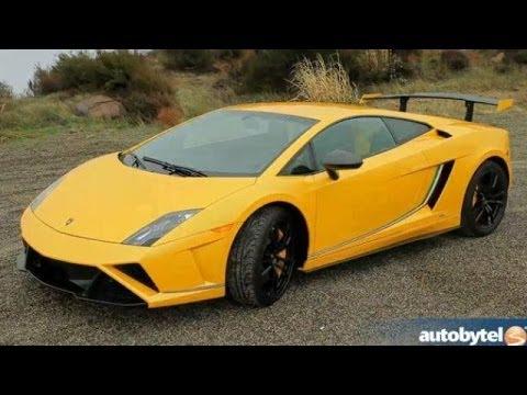 2013 Lamborghini Gallardo Squadra Corse Test Drive Video Review - 570 HP Last Edition
