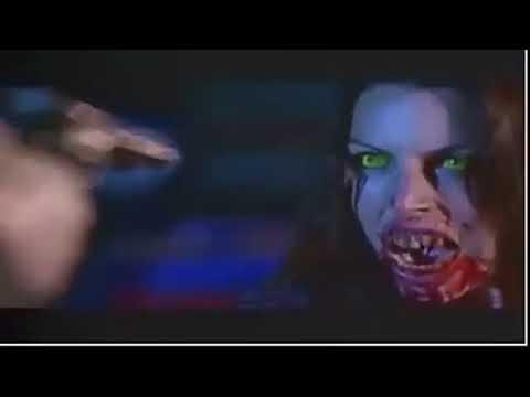Real Transformation Female into Werewolf Transformation