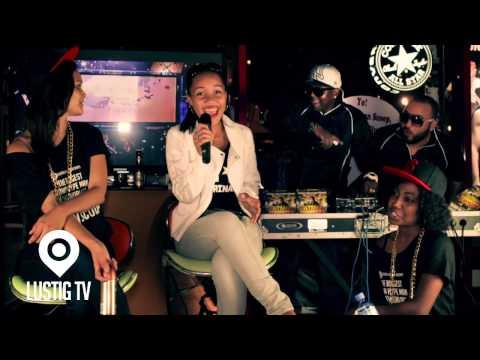 LUSTIG TV presents FATMAN SCOOP in Suriname!!!