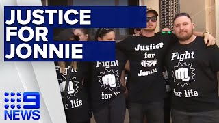 JUSTICE FOR JONNIE
