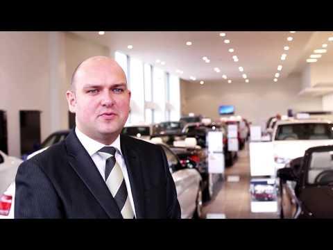 Douglas Park BMW Glasgow | New Kyle Street Showroom