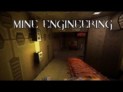 Quake II Mission Pack: Ground Zero   Mine Engineering (hidden map) (04/21)  