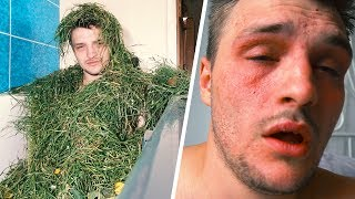 Bathing In HAY-FEVER: GONE VERY WRONG