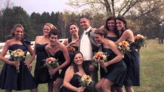 Ligonier Country Inn Wedding Reception - Emily and Andy