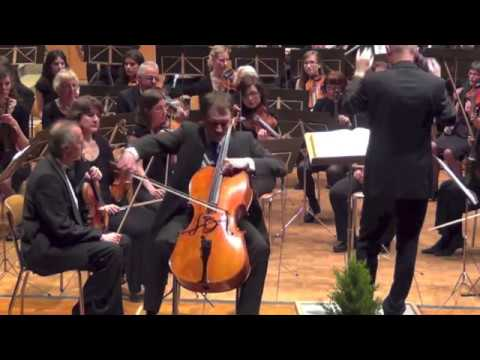 Dvorak Cello Concerto Live in Concert - OVUF/Ianos/Diezig