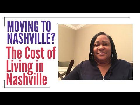 Cost Of Living In Nashville TN