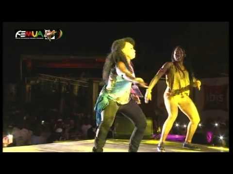 La dernière prestation de Papa Wemba lors du Femua 9 à Abidjan.