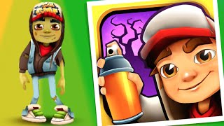 ZOMBIE JAKE AND MONSTER BOARD! Subway Surfers: HALLOWEEN EDITION (New Orleans)
