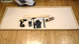 Звукопоглощающая панель своими руками(Звукопоглощающая панель своими руками для домашней студии чтобы улучшить качество мониторинга при сведен..., 2016-02-06T03:29:44.000Z)