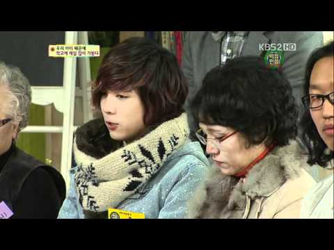 """[ENG]Lee Hong Ki, """"Sorry Mom""""  Story  about  how  His  Mom  had  to  Kneel  Because  of  Him"""