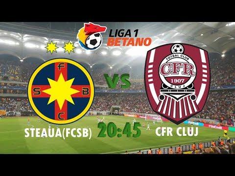 FCSB - CFR Cluj LIVE VIDEO ONLINE  |Fcsb- Cfr Cluj