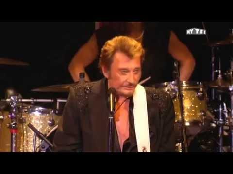 2013 - Johnny Hallyday - Théatre de Paris - Concert Privé