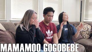 Mamamoo (마마무)- Gogobebe (Reaction Video)