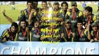 Download Stand up for the champions- Lyrics on screen MP3 song and Music Video