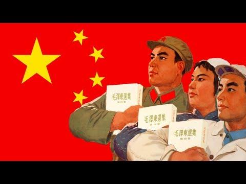 东方红: 中国国歌! The East Is Red: March of the Volunteers!