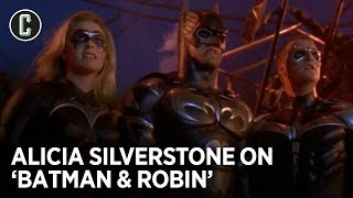 Batman And Robin: Alicia Silverstone Wouldn't Mind Revisiting Batgirl