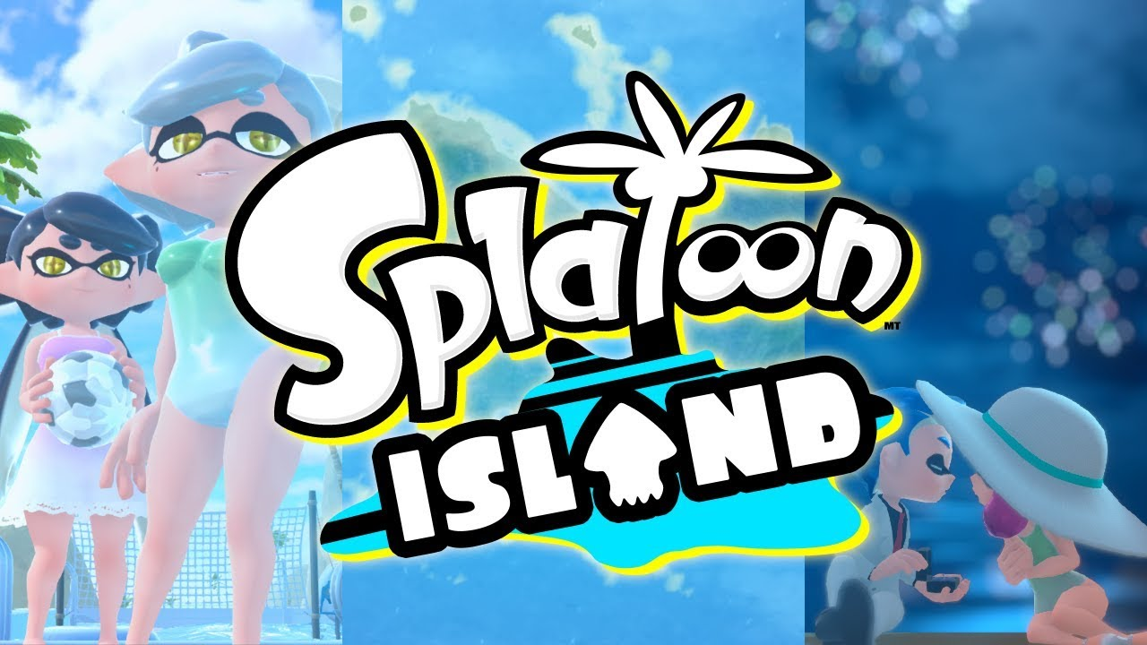 Splatoon Island - Announcement Trailer
