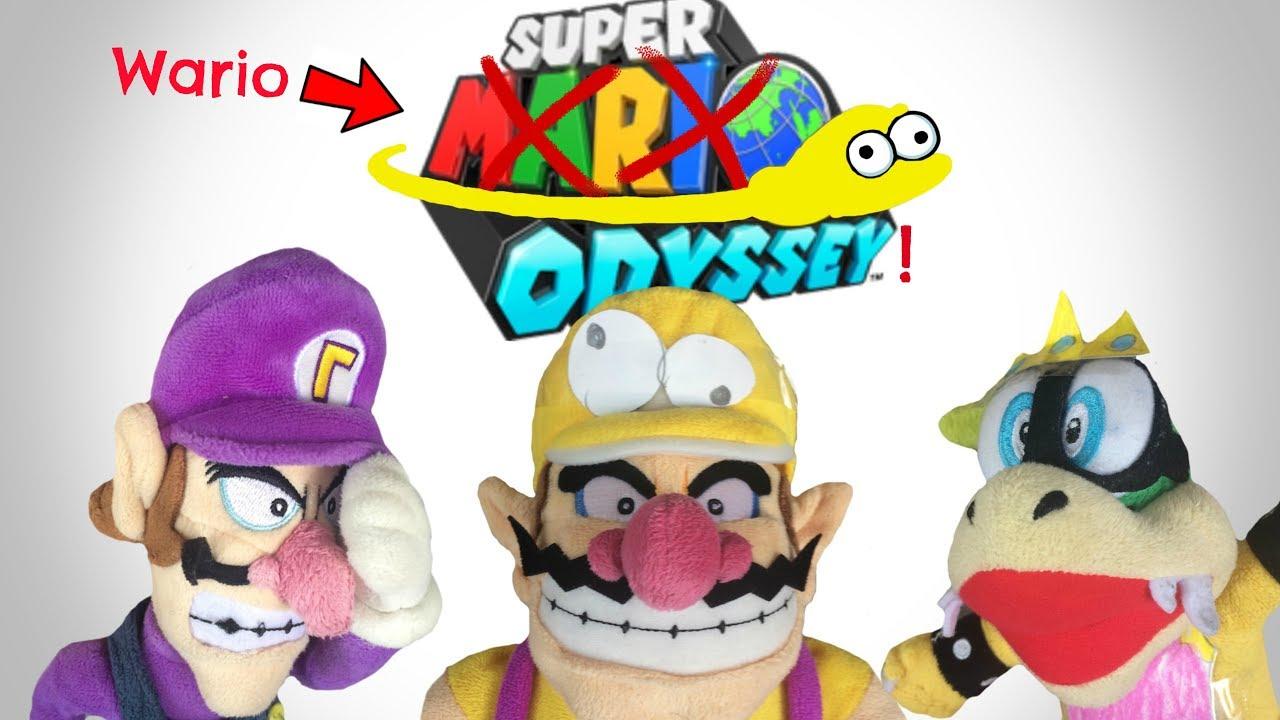 Super Wario Odyssey Youtube