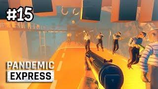 Pandemic Express Zombie Escape[Thai] #15 ของดีที่ไม่ได้ใช้