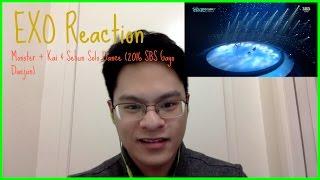 [Twinaction] EXO KAI & SEHUN, Hot & Sexy Solo Dance Cut! @2016 SAF Gayo Daejun EP02 Reaction