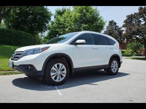 2013 Honda CR-V Touring Review