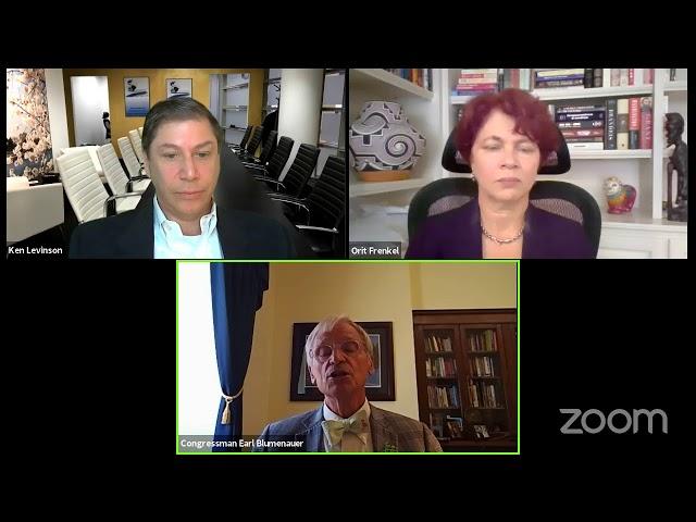 WITA Webinar: Discussion with Congressman Earl Blumenauer (D-OR)