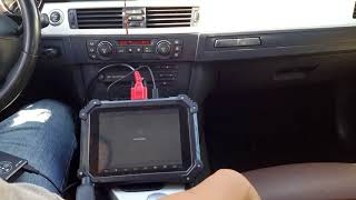 BMW 330i Cas2 (2006) Smart Fob Programming Via Obd2