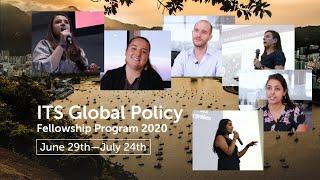 ITS Global Fellowship Program 2020