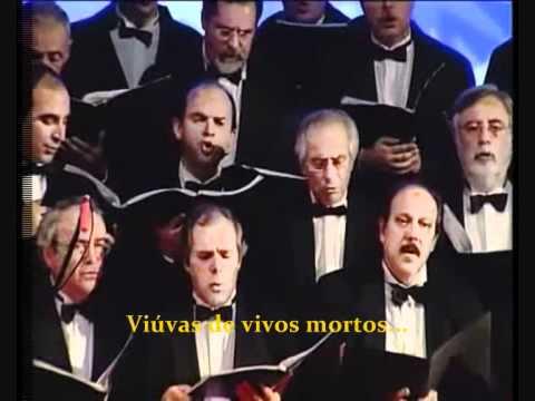 Cantar da Emigração - Rosalia de Castro (legendado)