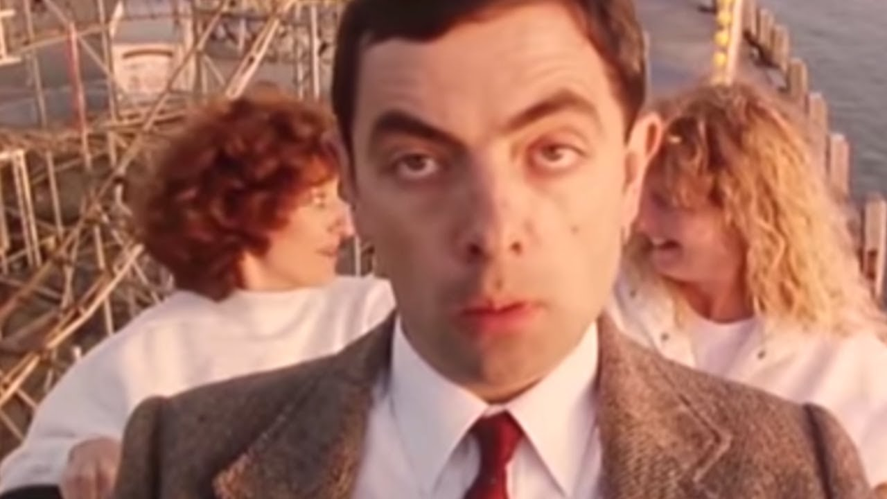 Beans big day out mr bean official youtube mr bean official solutioingenieria Choice Image