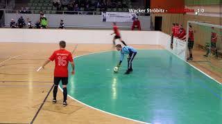 SV Wacker Ströbitz – VfB Cottbus 5:0 (Halbfinale des Braunkohlen-Cups 2018)