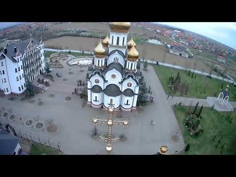 Monastery Sv Petka, Bijeljina. Recorded by KY601G.