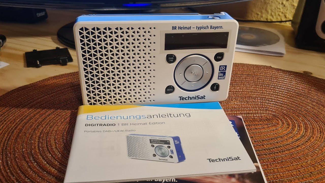 Thieking De1103 Vs Technisat Digitradio 1 Fm Srf 3 Santis Ch Youtube