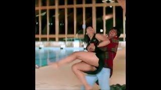 vuclip shahrukh khan and kajol hot video in swimming pool