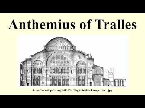 Anthemius of Tralles