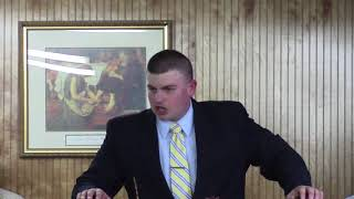 Revival Friday Night - Bro Troy Tucker - Part 1