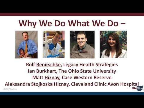BioOhio Annual Conference: Why We Do What We Do – Patient Stories