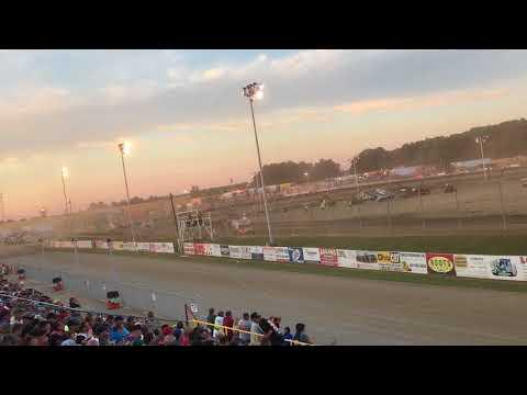Attica Raceway Park Sprint Last Chance Races  7/10/2018
