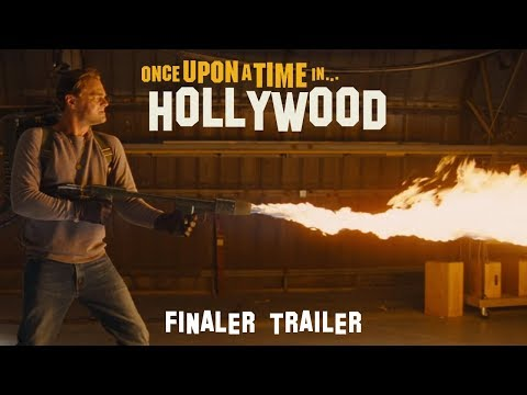 ONCE UPON A TIME… IN HOLLYWOOD - Finaler Trailer - Ab 15.8.19 im Kino!