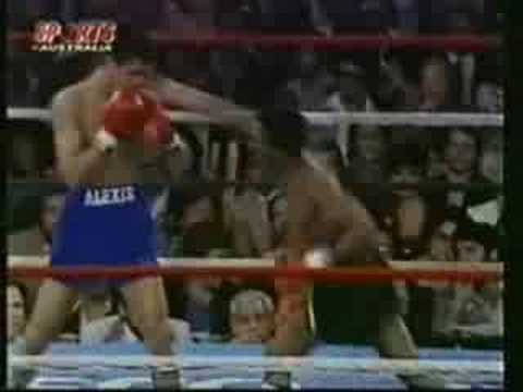 Alexis Arguello vs Aaron Pryor 1982