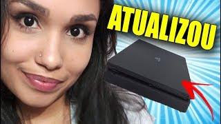 PS4 ATUALIZOU EM DEZEMBRO & COMO AUMENTAR O FPS DO PUBG NO XBOX ONE !