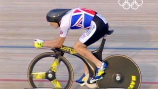Video Chris Boardman wins Gold - Track Pursuit | Barcelona 1992 Olympics download MP3, 3GP, MP4, WEBM, AVI, FLV Mei 2018
